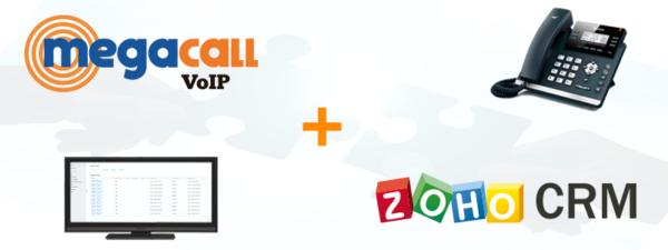 Megacall y la multinacional Zoho deciden poner orden en tu negocio
