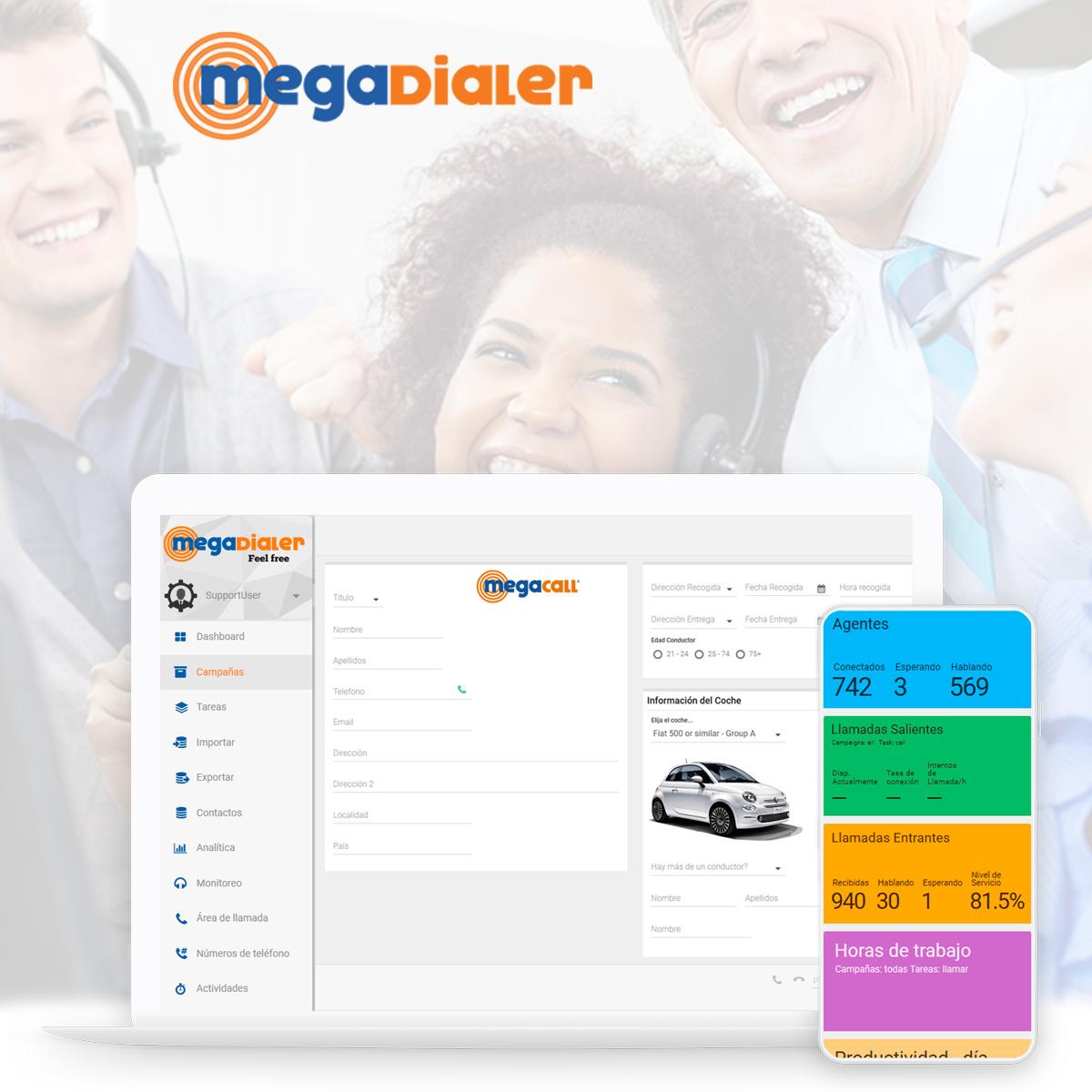 ventajas call center virtual
