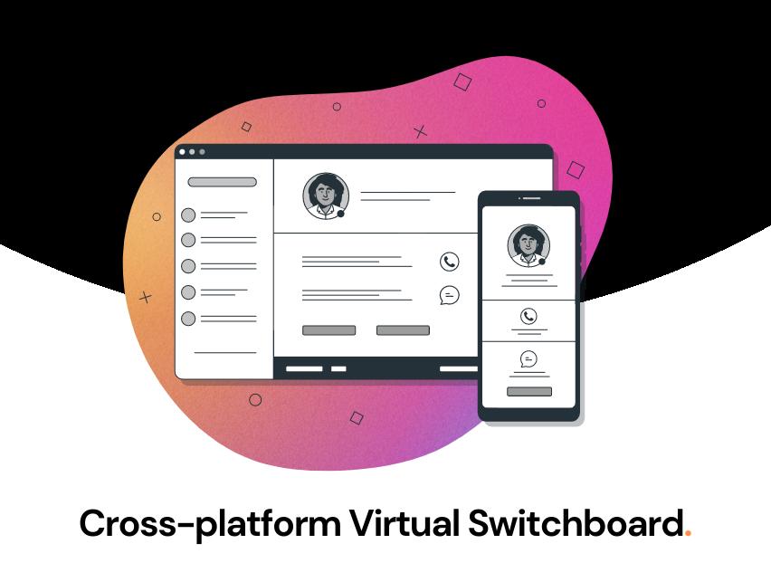 virtual switchboard advantages