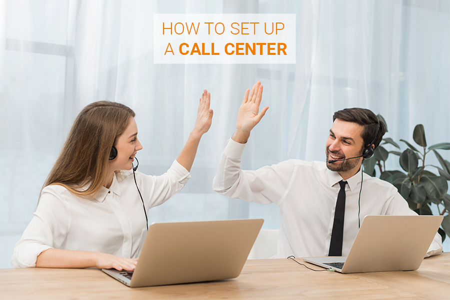 How to set up a Call Center
