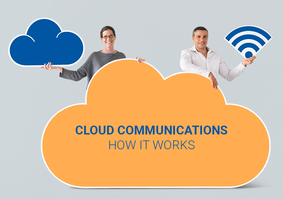 how to use cloud communication