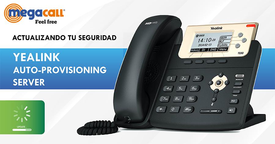 Actualizamos la seguridad en tu teléfono IP Yealink