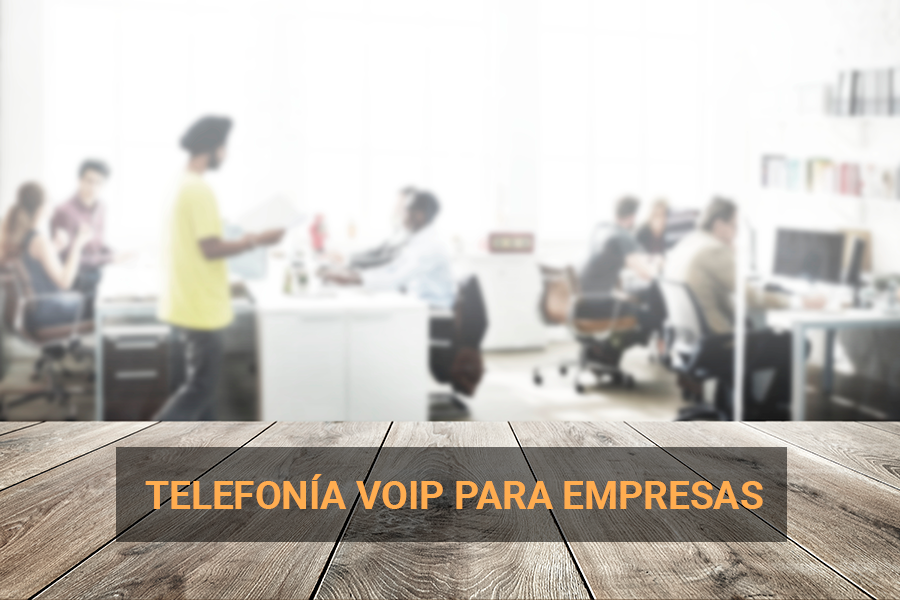 telefonía VoIP para pymes