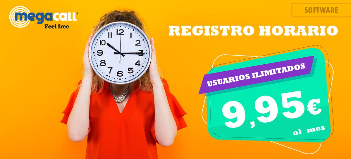 software registro horario trabajadores