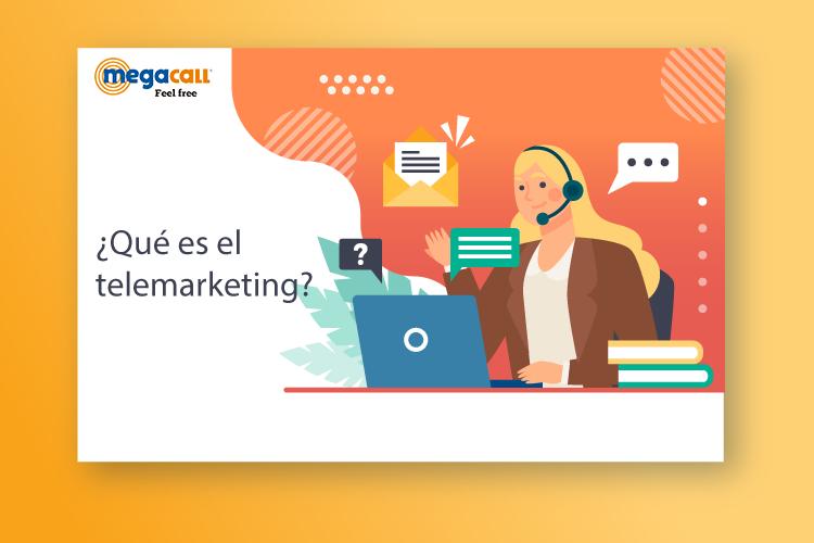 Telemarketing | ¿Qué es telemarketing? | Ventajas y funciones