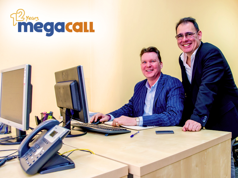 Megacall achieves a record increase in turnover on its 12th anniversary