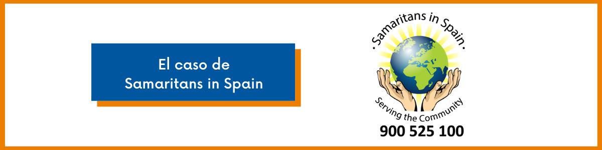 El caso de Samaritans in Spain con Megacall