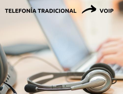 Por qué VoIP reemplazará a la telefonía tradicional