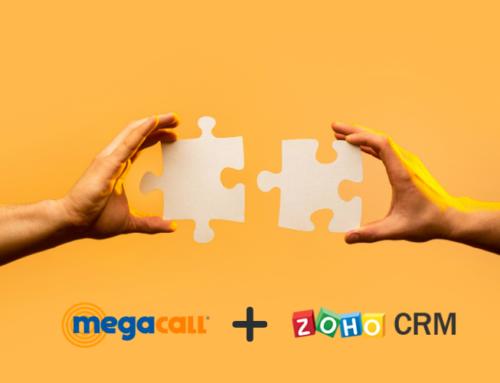 Integra con Megacall la última versión de Zoho CRM