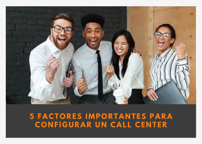 configurar un call center