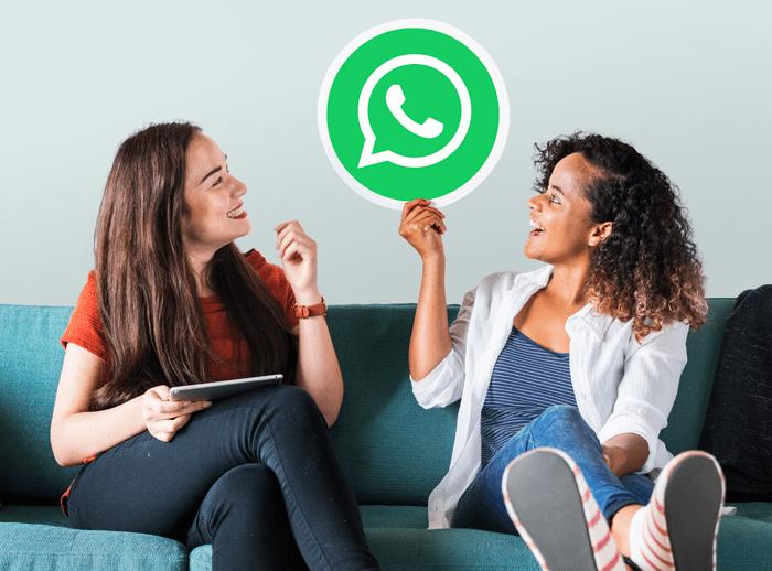cómo incluir whatsapp business