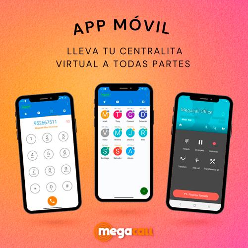 app movil megacall