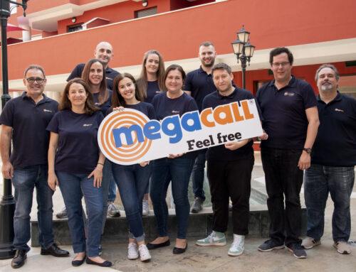 Megacall lanza nueva página web junto a un softphone y app móvil